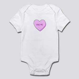 Hug Me Candy Heart Infant Bodysuit