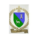GUYON Family Crest Rectangle Magnet