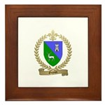 GUYON Family Crest Framed Tile