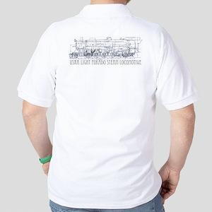 TRAIN Golf Shirt