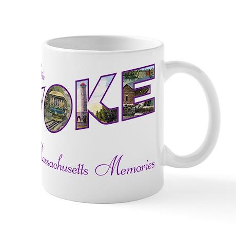 Mug: Massachusetts Memories