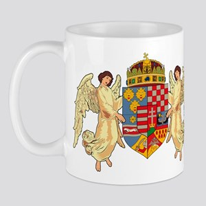 Hungary Coat of Arms (19th Ce Mug