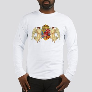Hungary Coat of Arms (19th Ce Long Sleeve T-Shirt
