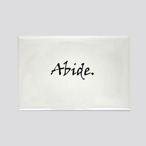 Abide. s Magnets