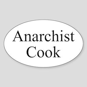 Anarchist Cook Sticker