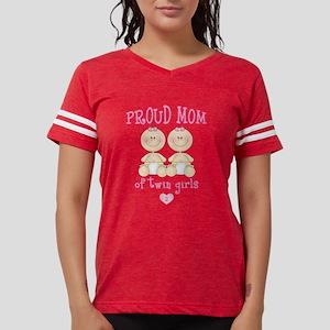 Mom Twin Girls T-Shirt