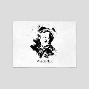 Richard Wagner 5'x7'Area Rug