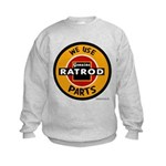 RATROD PARTS Kids Sweatshirt
