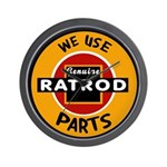 RATROD PARTS Wall Clock