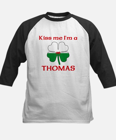 Thomas Family Kids Baseball Jersey