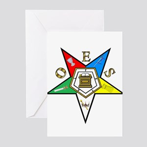 OES Greeting Cards (Pk of 10)