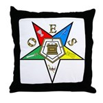 OES Throw Pillow