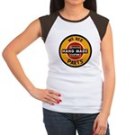 CUSTOM PARTS Women's Cap Sleeve T-Shirt