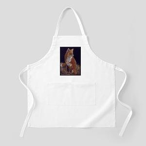 Red Fox BBQ Apron