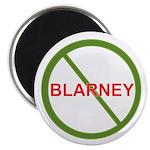 """""""No Blarney"""" 2.25"""" Magnet (10 pack)"""