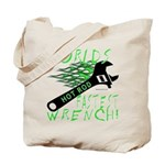 FASTEST WRENCH Tote Bag