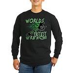 FASTEST WRENCH Long Sleeve Dark T-Shirt