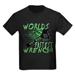 FASTEST WRENCH Kids Dark T-Shirt