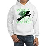 FASTEST WRENCH Hooded Sweatshirt