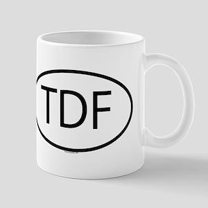 TDF Mug