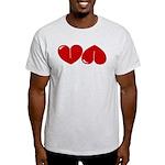 Heart Ass Light T-Shirt