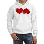 Heart Ass Hooded Sweatshirt