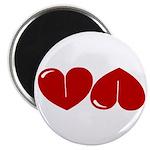 Heart Ass Magnet