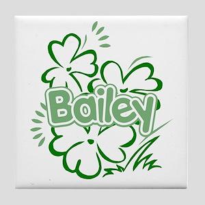 Bailey Tile Coaster