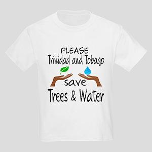 Please Trinidad and Tobago Save Kids Light T-Shirt