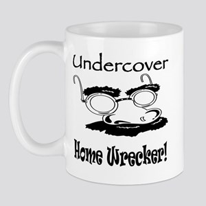 Undercover Home Wrecker Mug