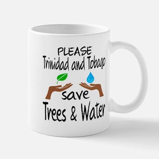 Please Trinidad and Tobago Save Mug