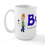 Large Braingle Mug