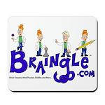 Braingle Mousepad