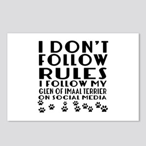 I Follow My Glen of Imaal Postcards (Package of 8)