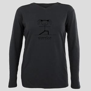 Warrior Yoga pose: T-Shirt