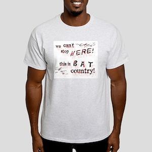 Bat Country - Light T-Shirt