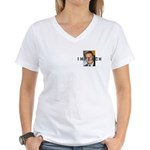 Impeach O'Malley Women's V-Neck T-Shirt