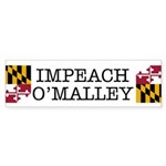 Impeach O'Malley Bumper Sticker