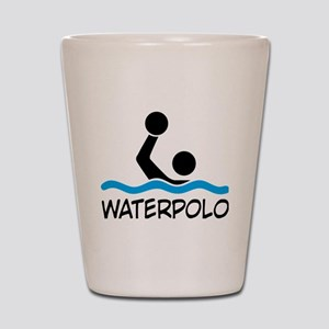 waterpolo Shot Glass