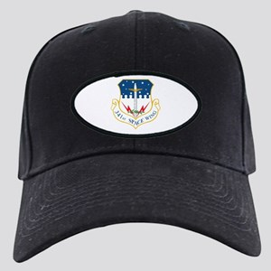 341st Space Wing Black Cap