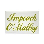 Impeach O'Malley Rectangle Magnet (100 pack)