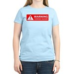 Warning! Choking Hazard Women's Light T-Shirt