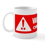 Warning! Choking Hazard Mug