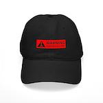 Warning! Choking Hazard Black Cap