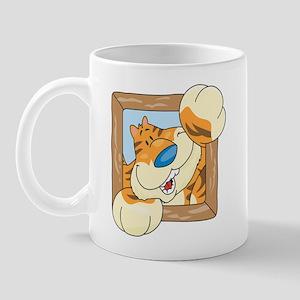 Coming & Going Tiger Mug