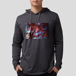 Japanese Maple Tree Long Sleeve T-Shirt