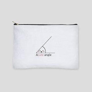 Acute Angle Makeup Bag