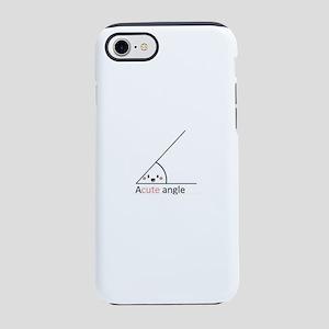 Acute Angle iPhone 8/7 Tough Case