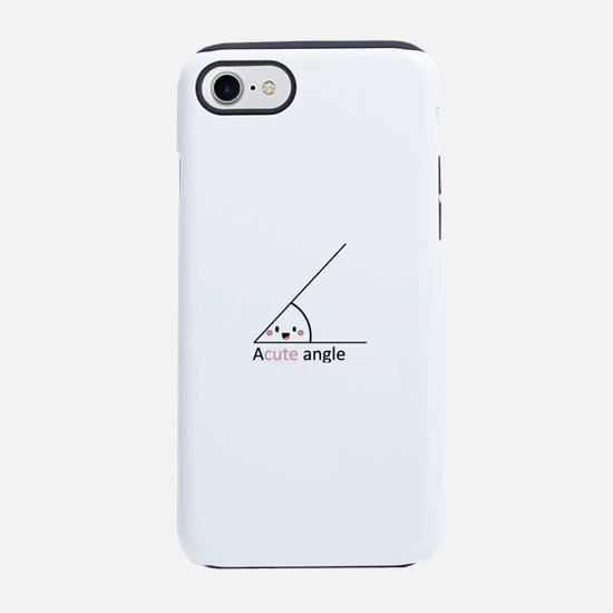 Acute Angle iPhone 8/7 Tough Case