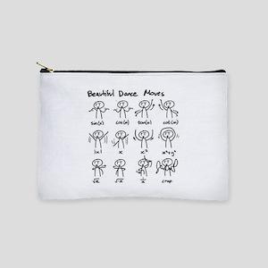 Beautiful (math) dance moves Makeup Bag
